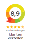 Klantenvertellen reviews