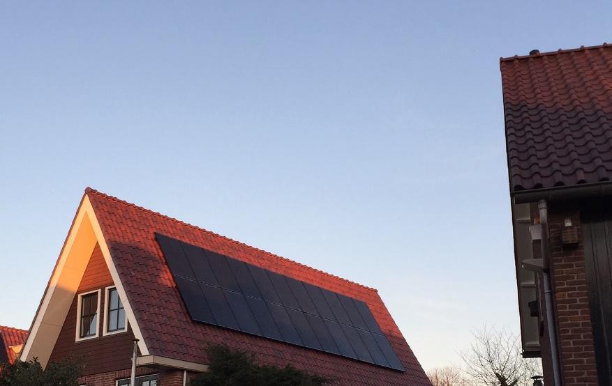 Schaduw en zonnepanelen hoe gaan we daarmee om zonnefabriek - Van schaduw dak ...